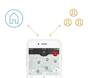 Share your location-based recommendations with your guests