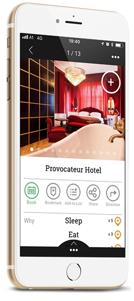 myLike | Mobile Concierge